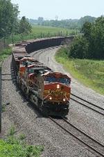 BNSF 5462